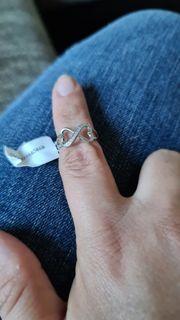 juwelkerze Schmuck 925er Silber Ring