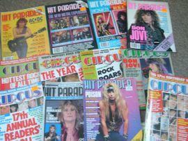 Heavy Metal Hardrock Magazine Zeitschriften: Kleinanzeigen aus München Bogenhausen - Rubrik Fanartikel