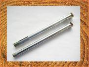 2x Metall- Rahmendübel 10 x