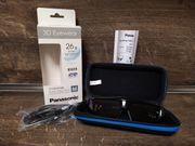 Panasonic TY-EW3D3ME 3D Brille Shutterbrille