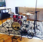Handgemachtes Schlagzeug