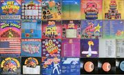 Konvolut Langspielplatten LPs Hits 70er
