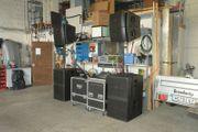 JBL VRX-10 aktives Audio-System Line-Array