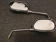 Spiegel für Roller