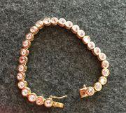 Tennisarmband - Magnetarmband - ungetragen 21 g