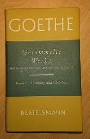 GOETHE - Gesammelte Werke - Band 6 -