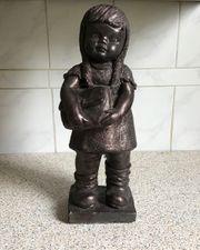 Skulptur Mat Wanders signiert
