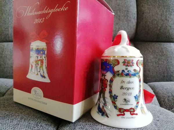 Hutschenreuther Weihnachtsglocke 2013 In den