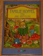 Buch Familie Hoppel und ihre