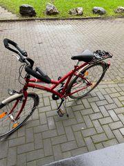 Verkauf eine Fahrrad