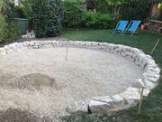 Kalkstein Mauersteine
