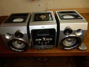 Mikro Stereoanlage mit FB
