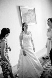 Wunderschönes Brautkleid von Avenue Diagonal