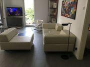 3-4er Sofa Leder Machalke Modell