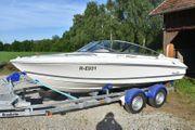 Motorboot Sportboot Falcon Thunderbird 1800CB