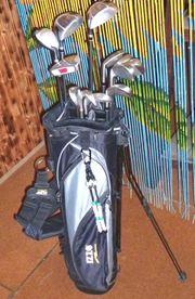 Golfausrüstung neuwertig