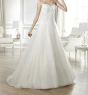 Brautkleid von Pronovias Gr 40