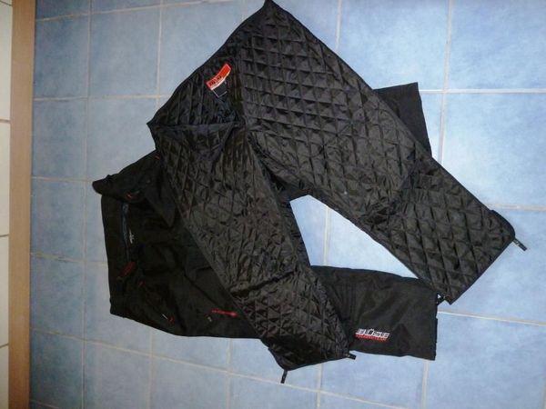 573546124b Motorradhose von BÜSE , wenig getragen, für jede Jahreszeit in Aalen ...