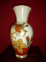 Antike Roloff Porzellan Vase