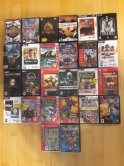 PC Spiele Kollektion Ab 12