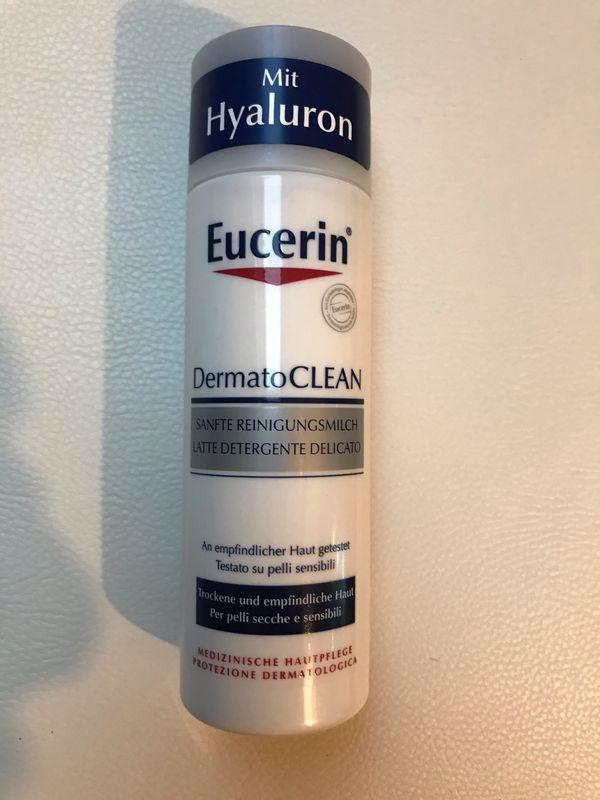 Eucerin DermatoClean Reinigungsmilch