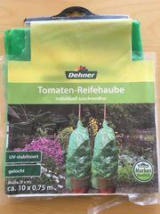 Reifehauben für Tomaten zu verschenken