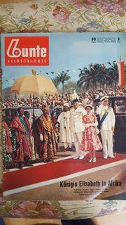 Bunte Illustrierte 5 1956er TOP