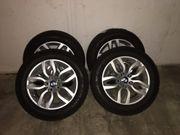 4 Alu Felgen für BMW