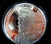 Che Guevara 10 Pesos Silbermünze