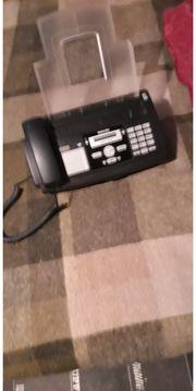 Telefon mit Fax