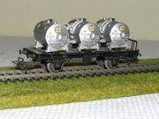 Märklin HO Behälterwagen 4520