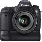 NEUWERTIG Canon EOS 6D Vollformatkamera