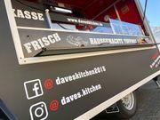 Trailer- Imbisswagen - FOODTRUCK -Verkaufsanhänger-Imbissanhänger