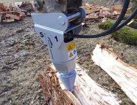Kegelspalter Black Splitter S1 Holzspalter: Kleinanzeigen aus Korbach - Rubrik Alles Mögliche, gewerblich