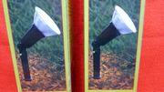 NEU 2x Heitronic Gartenspot 1x