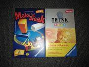 Make n Break und Think