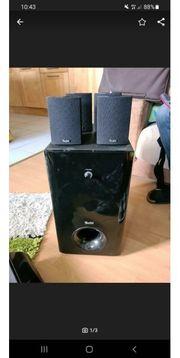 soundsystem teufel 5 1 Lautsprecher