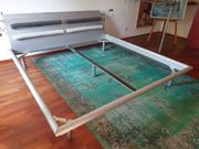 Bettgestell Aluminium 2x2m