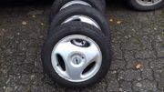 Opel Corsa Winterreifen mit Alufelge
