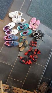 Schuhe für Mädchen Gr 33 -