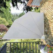 Seitenmarkise Markise Fächer Sichtschutz Groß
