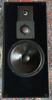 1 Paar hochwertige ATL-Lautsprecherboxen 710