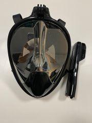 Schnorchel Maske