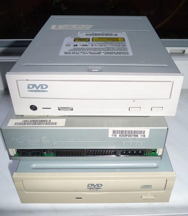 DVD Laufwerk IDE intern mehrere
