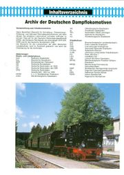 Eisenbahnarchiv Diesel- E- und Dampflokomotiven