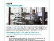 Engineering Consultant Test Design m