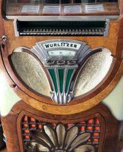 Wurlitzer 750 Jukebox 1941