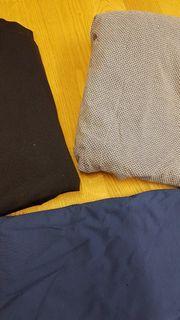 Stoffe - Baumwolle und Jersey