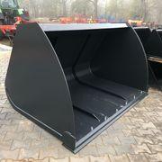 Neue Volumenschaufel 3m³ Gabelstapler Schaufel