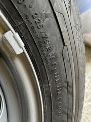 Sommerreifen Mercedes Sprinter 225 75